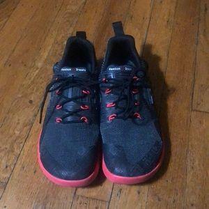 """Reebok size 6 """"the pump"""" Crossfit sneakers"""